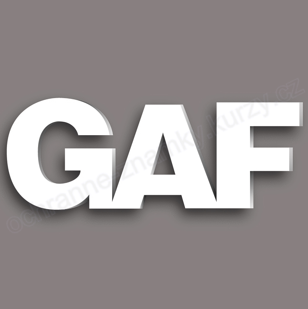 GAF - Trademark, owner Building Materials Investment Corp.