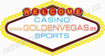 welcome, casino, goldenvegas, sports - ochranná známka