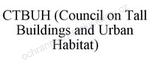 CTBUH (Council on Tall Buildings and Urban Habitat) - Trademark