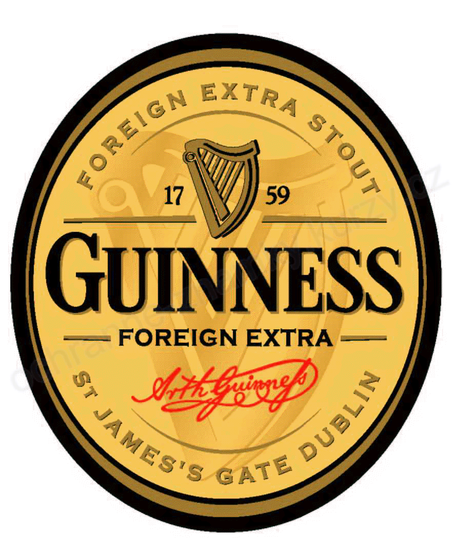 FOREIGN EXTRA STOUT 17 59 GUINNESS FOREIGN EXTRA ST JAMES ...