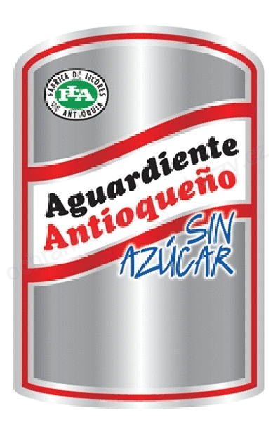 AGUARDIENTE ANTIOQUENO SIN AZUCAR - Trademark, owner