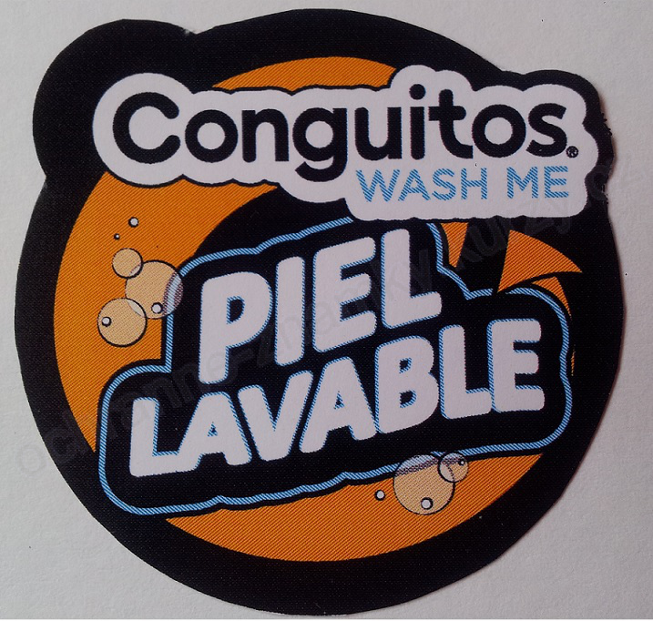 Image result for logo lavable de conguitos