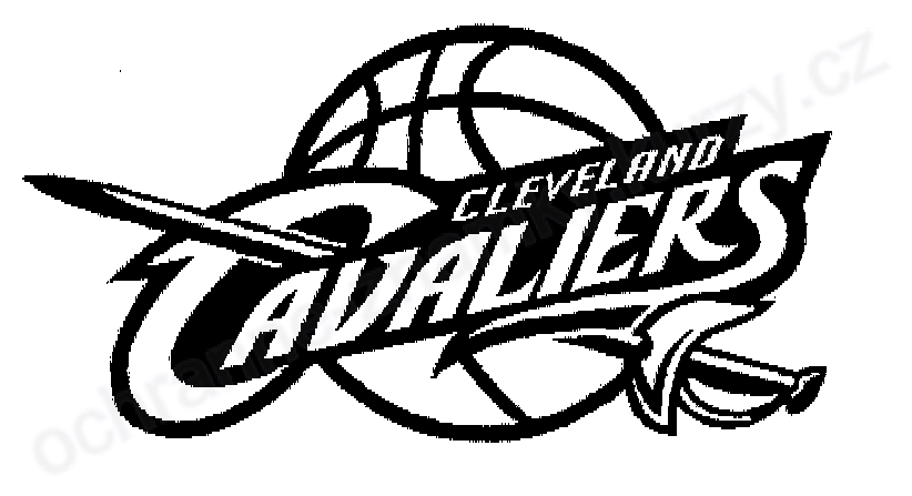 Coloring Pages Of The Cavs
